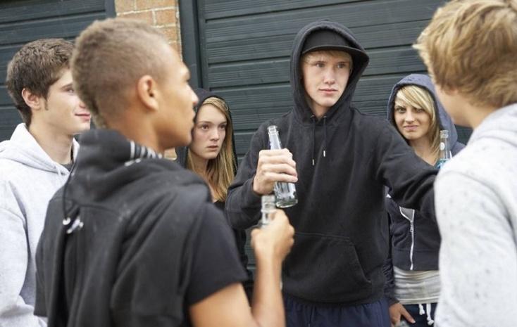 окружение подростка