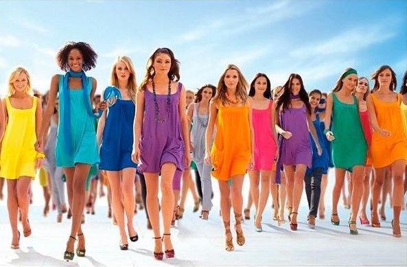 цвета одежды